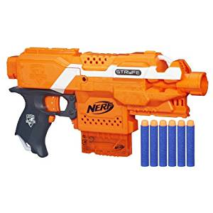 Best Nerf Guns for Your 6-Year-Old