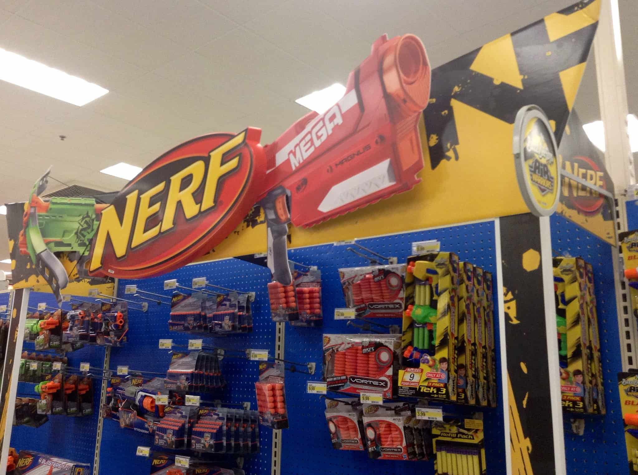 10 Types of Nerf Blasters That You Can Purchase Right Now