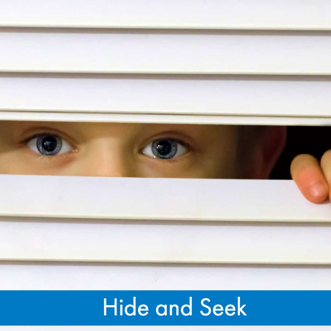 Nerf War Games - How to play Hide and Seek
