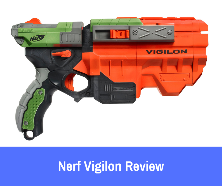 Review: If you are looking for an excellent beginner weapon in this series, let's dive deeper into the Nerf Vortex Vigilon disc blaster and what type of experience it can offer for you.