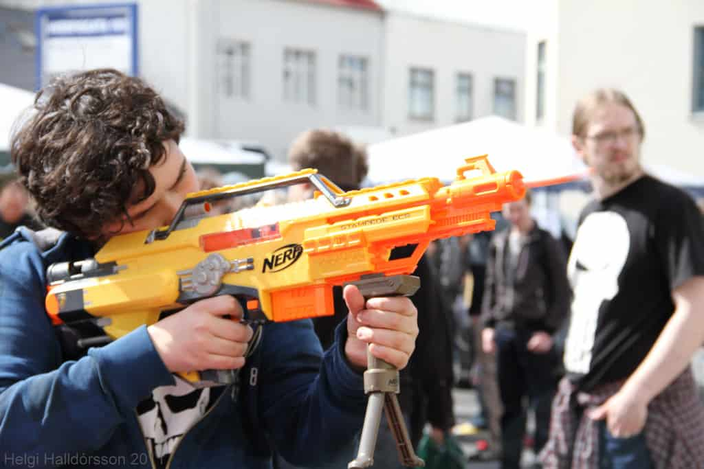 Are Nerf Guns Safe