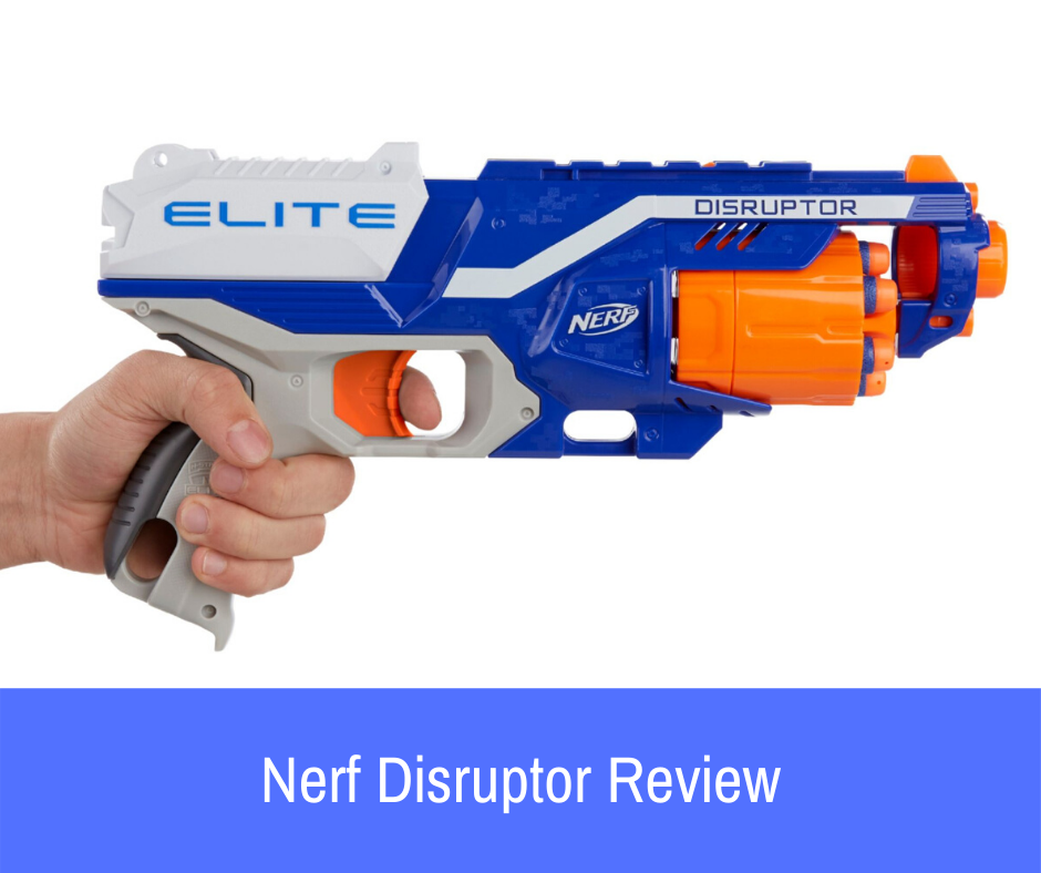 Review: we only felt it was right to mention one of its closest competitors, the Nerf Disruptor. Figuring out the key differences between the many different handguns that Nerf offers can be difficult to do on your own, which is the reason why we created this guide.