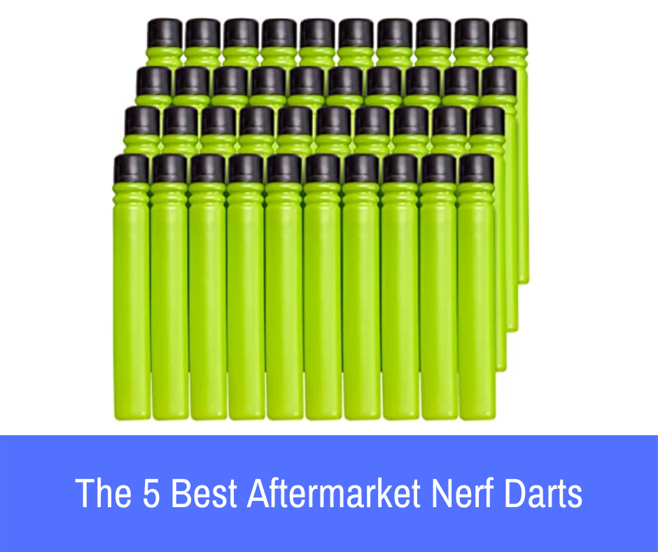 For all who have experienced the kinetic thrill of firing a Nerf Blaster can testify that it is, in fact, a true feat of engineering – and one that is not complete without the proper ammunition. Just for you, we have compiled for you a list of the five best aftermarket Nerf darts out there.