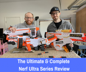 Review: In this guide, we will take a comprehensive look at the entire series to provide you with all of the details you need at a glance. If you're ready to bring the power of Nerf Ultra to a Nerf enthusiast in your life.