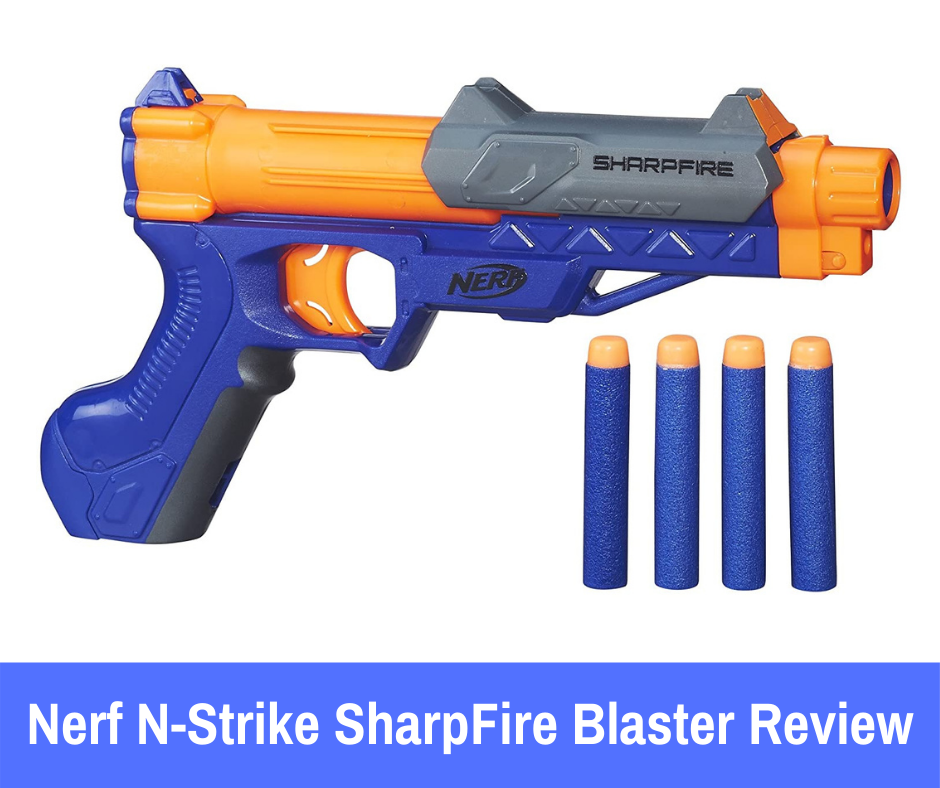 If you have been considering purchasing the SharpFire, here is a breakdown of this weapon, where its strengths lie, and where it could offer more.