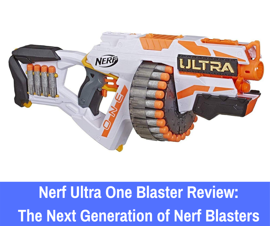 Review: If you've been looking for a new blaster to gift the Nerf enthusiast in your life, let's take a closer look at the Nerf Ultra One to see whether or not it deserves the hype!
