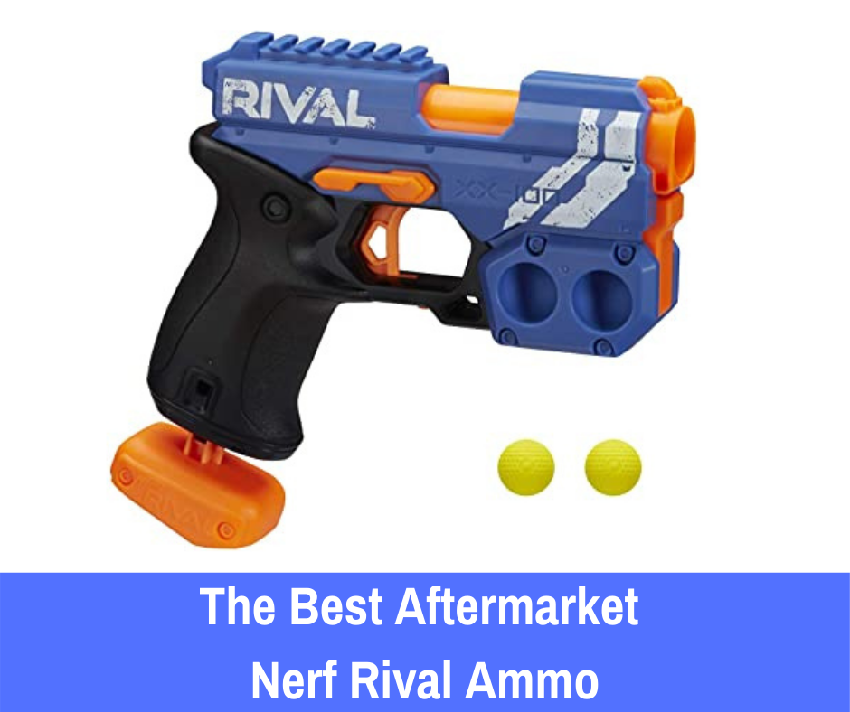 The Best Aftermarket Nerf Rival Ammo