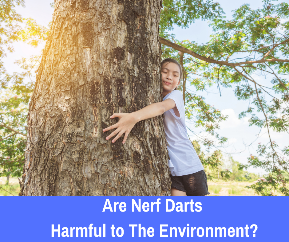 As a general rule, Nerf darts are biodegradable as they are made of materials that can be decomposed. Nerf darts are made out of compressed foam and..