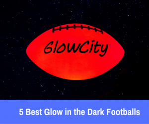 Best Glow-in-the-Dark Footballs: Playing catch outside during the fall, it gets darker earlier. So you need a football to keep the fun going. Here is my top 5 list.