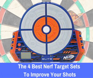 Best Nerf Target Sets: My 4 favorites: Let's dive into our personal favorite and cover some alternatives that you may want to set up around the house or in your backyard!