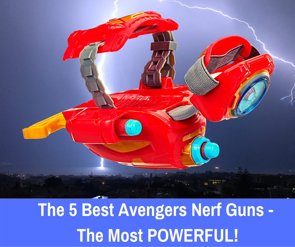 The 5 Best Avengers Nerf Guns: To help your child feel like the superhero they are, here are the five best Avengers Nerf guns to get for the Nerf enthusiast in your life.